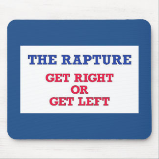 The Rapture Get Right Mouse Pad