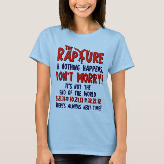 The Rapture - If nothing happens T-Shirt