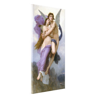 The Rapture of Psyche Canvas Print