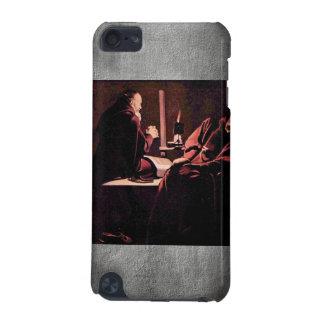 The rapture of St. Francis by Georges de La Tour iPod Touch (5th Generation) Cases