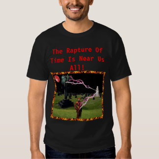 The Rapture Of Time T-shirt