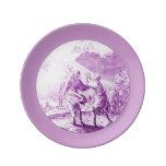 The Rapture Porcelain Plate