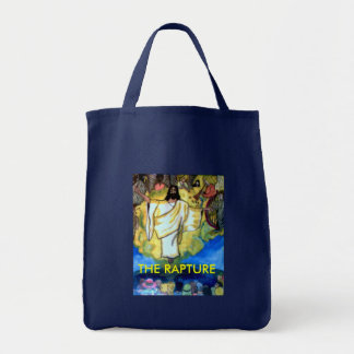 THE RAPTURE TOTE BAG