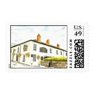 The Rashleigh Arms Postage