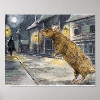 The Rat of Whitechapel Poster