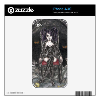 The Rat Queen Skin Skin For iPhone 4