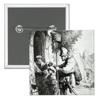 The Ratcatcher, 1632 Pinback Buttons