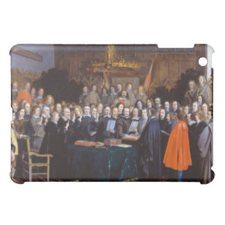 The Ratification of the Treaty of Münster 1648 Cover For The iPad Mini