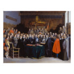 The Ratification of the Treaty of Münster 1648 Poster