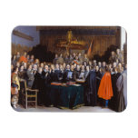 The Ratification of the Treaty of Münster 1648 Vinyl Magnets
