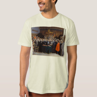 The Ratification of the Treaty of Münster 1648 T-Shirt