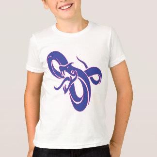 The Rattler (Blue Version) by HusbandsRock T-Shirt