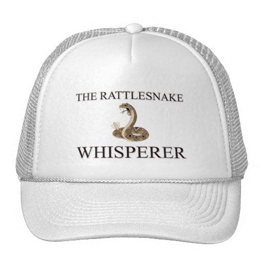 The Rattlesnake Whisperer Hats