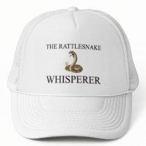 The Rattlesnake Whisperer Trucker Hat