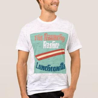 The Raunchy Rasher Luncheonette T-Shirt