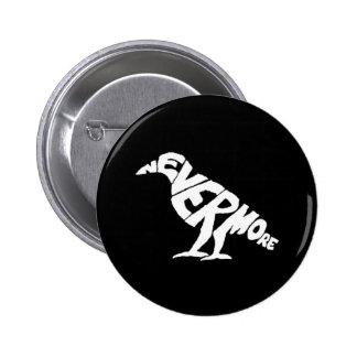 The Raven 2 Inch Round Button