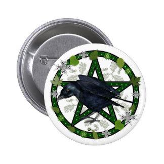 The Raven - Badge/Button Pinback Button