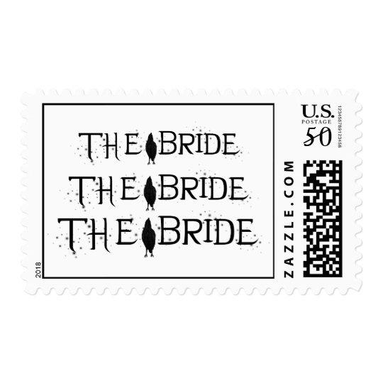 The Raven Bride Postage