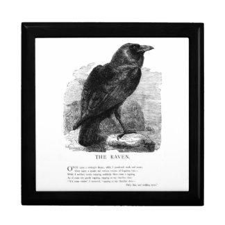 The Raven by Edgar Allen Poe Gift Box