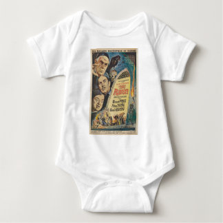 THE RAVEN by Philip J. Riley Baby Bodysuit