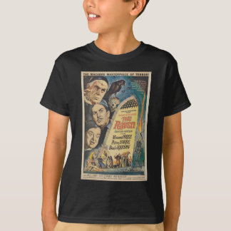 THE RAVEN by Philip J. Riley T-Shirt