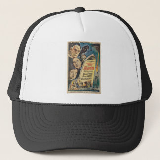 THE RAVEN by Philip J. Riley Trucker Hat