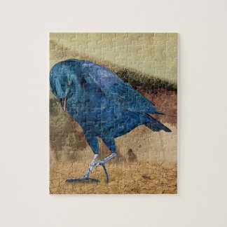 The Raven Calls Me! Jigsaw Puzzle