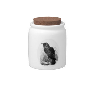 ThE RaVEN Candy Jar