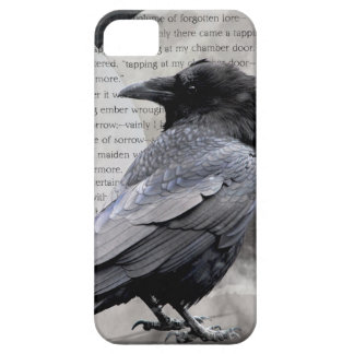 The Raven iPhone 5 Cases