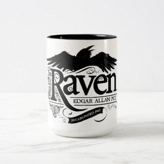 The Raven Edgar Allan Poe Coffee Mug