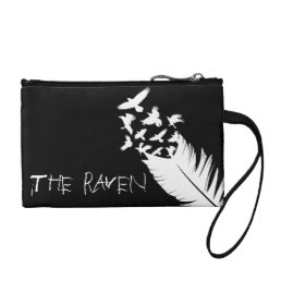 The Raven, Feather Coin Purse