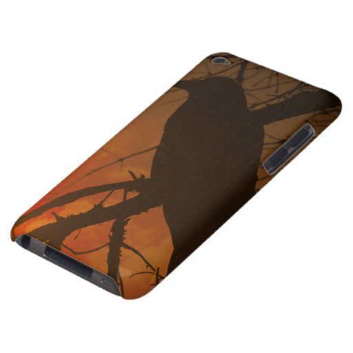 The Raven Halloween iPod Touch Cases