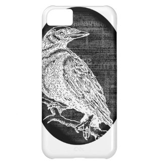 """""""The Raven"""" inspired graphic design Case For iPhone 5C"""