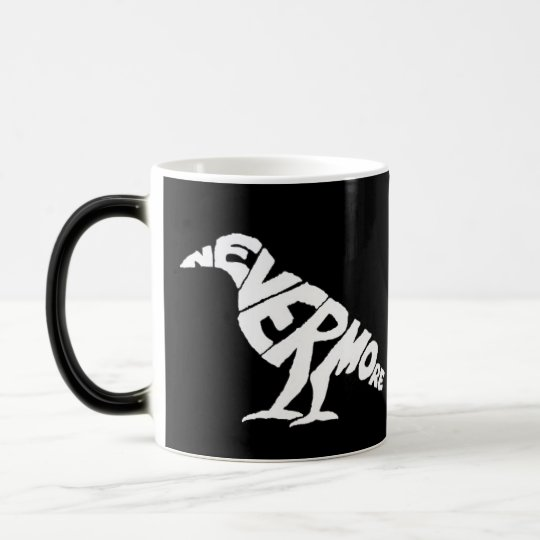 The Raven Magic Mug