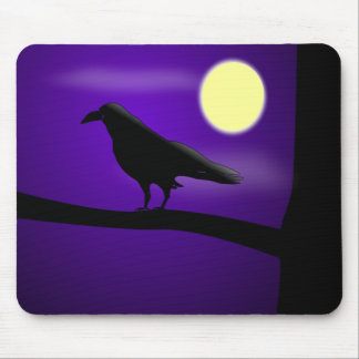 The Raven - Mouse Pad