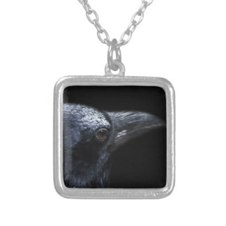 The Raven Personalized Necklace