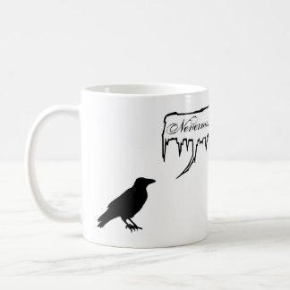 The Raven Nevermore Mug