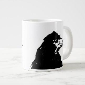The Raven of Edgar Allan Poe Jumbo Mugs