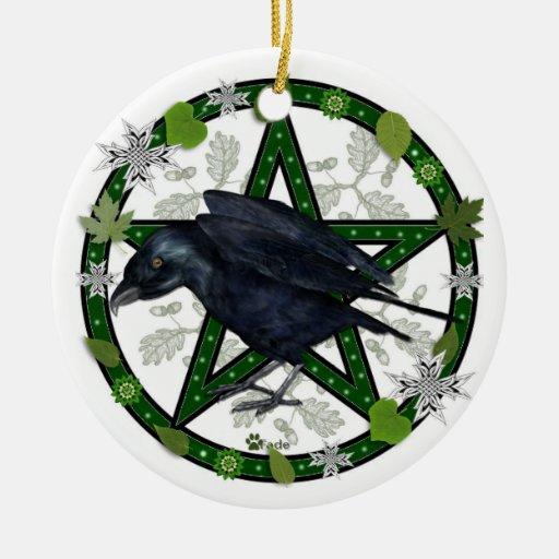 The Raven - Ornament