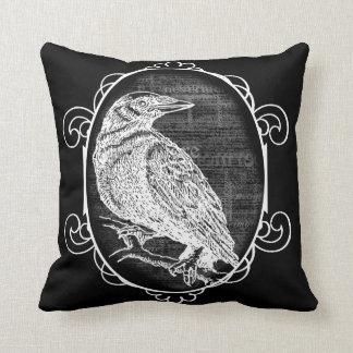 The Raven Pillow