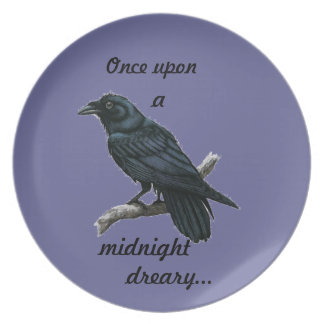 The Raven Plate