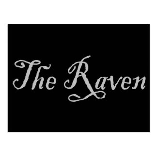 The Raven Post Cards