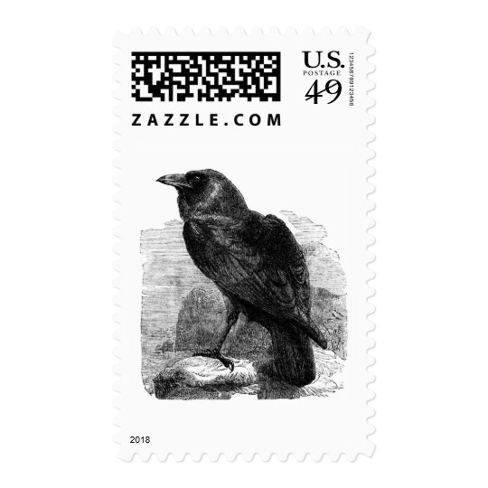 The Raven Postage