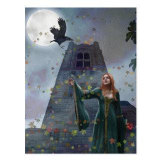 The Raven (Postcard)