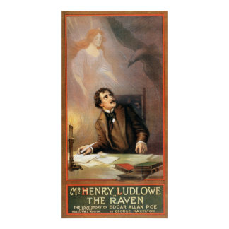 The Raven The Love Story of Edgar Allan Poe Posters