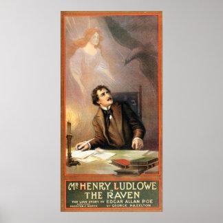 The Raven The Love Story of Edgar Allan Poe Poster