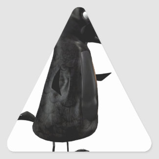 The Raven Triangle Sticker