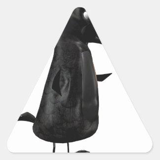 The Raven Triangle Sticker
