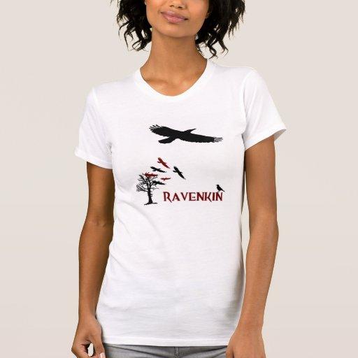 The Ravenkin Ladies' Specialty T-Shirt