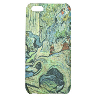 The Ravine by Vincent van Gogh iPhone 5C Cases